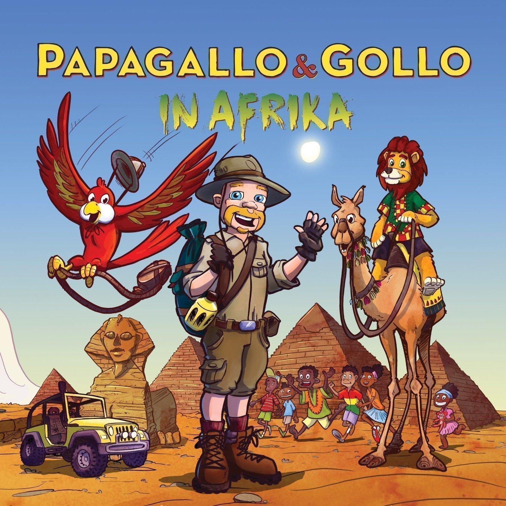 Logo Pappagallo und Gollo