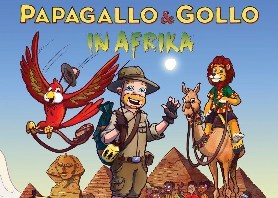 Logo di Papagallo e Gollo