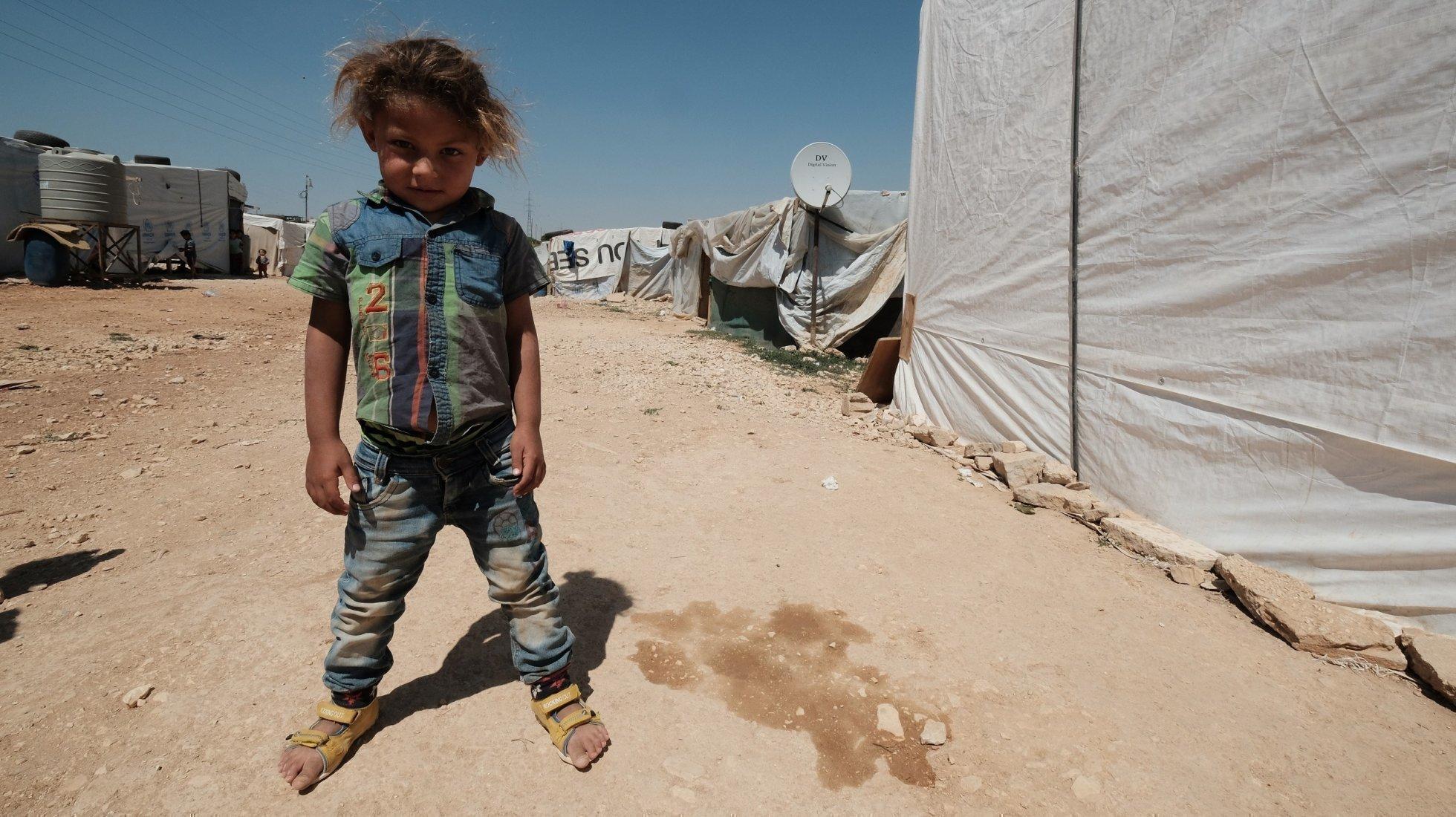 Vergessene Katastrophen, vergessene Kinder