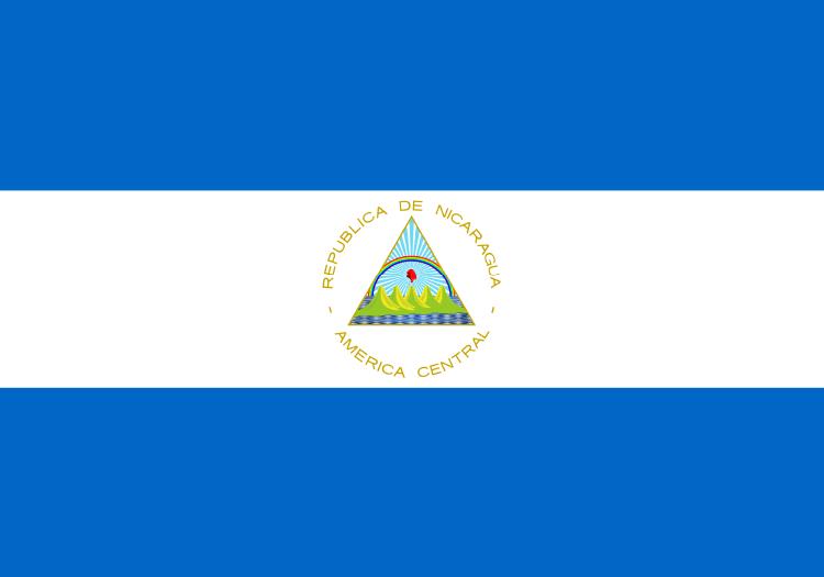 Bandiera-nicaraguense
