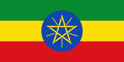Bandiera-etiope