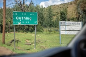 Quthing, Lesotho