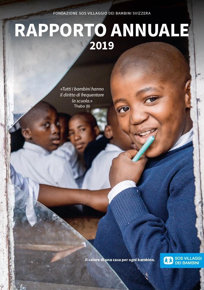 Rapporto annuale 2020: SOS Villaggi dei Bambini