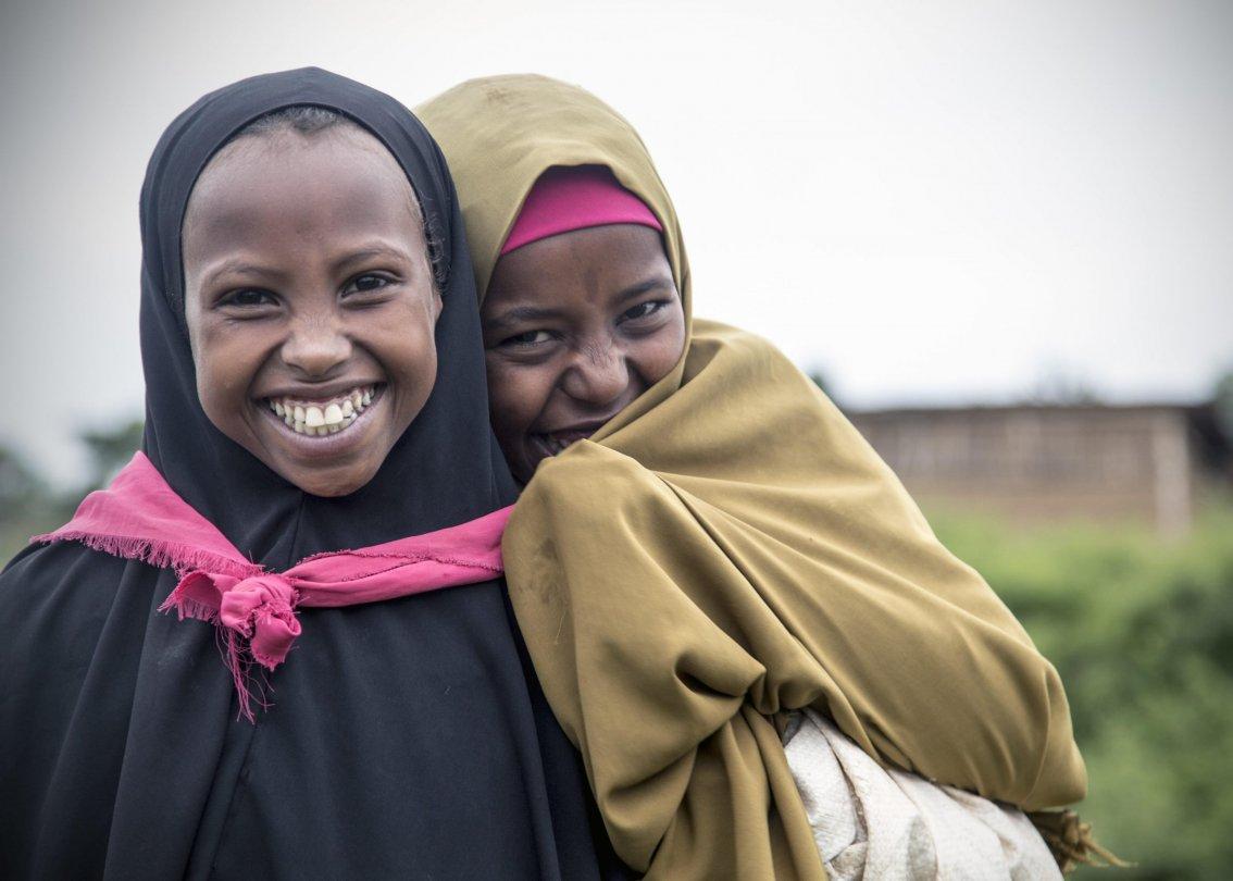 Harar im Osten Äthiopiens ist ein Vorzeigeprojekt für die gelungene Entwicklungszusammenarbeit von SOS-Kinderdorf.
